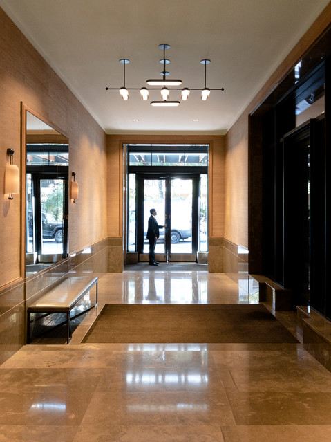 the cappiello_150 charles street_lobby
