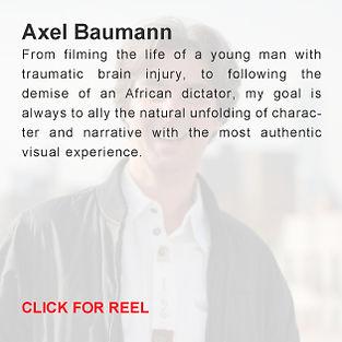 Axel Baumann