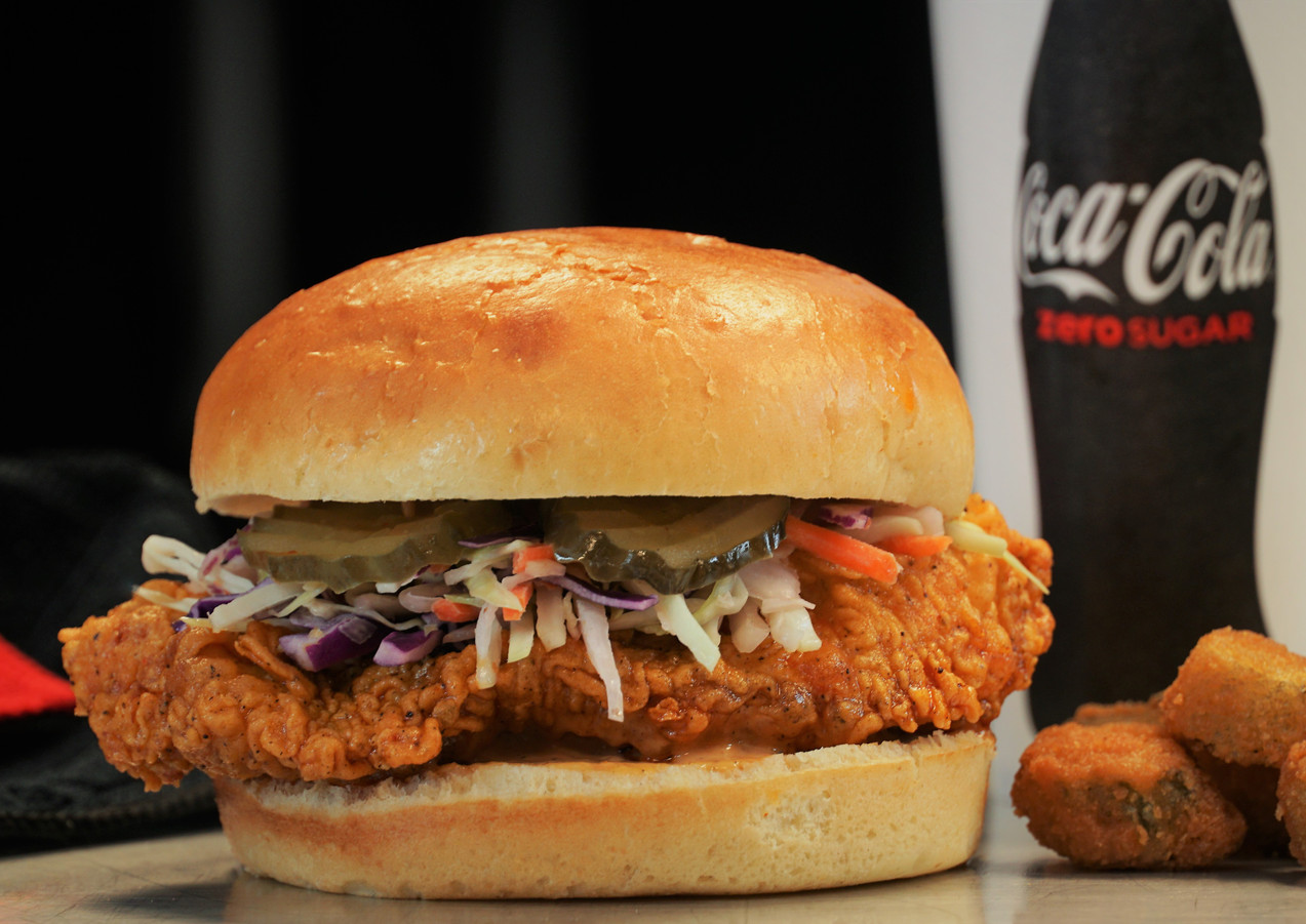 JP's Chicken Sandwich