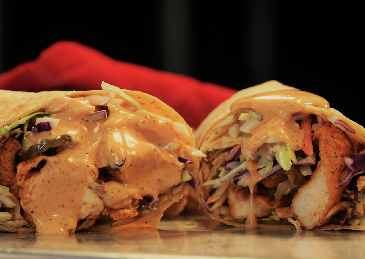 JP's Burrito