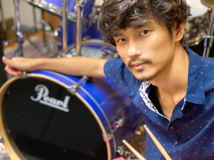 Keisuke Kishi & Pearl Drums