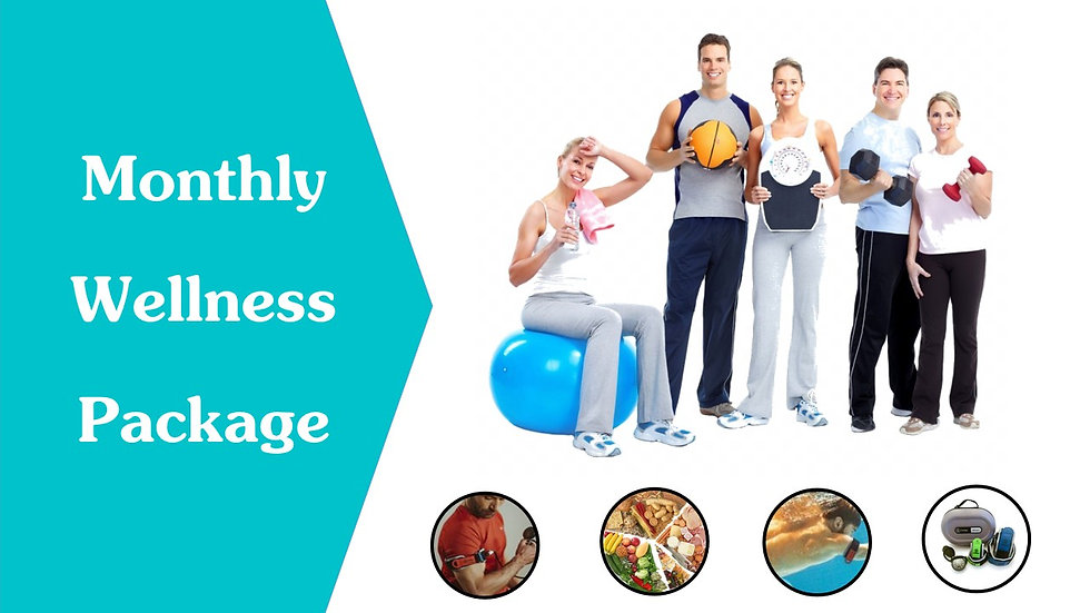 Monthly B Strong Wellness Program