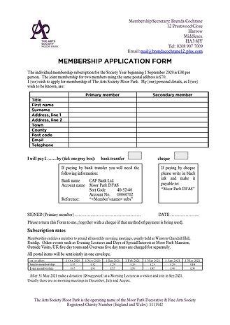 MEMBERSHIP APPLICATION FORM_2020-21_FINA
