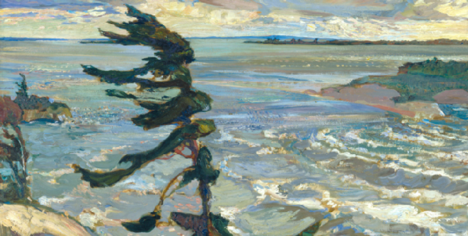 Tom Thomson and the 'Group of Seven'