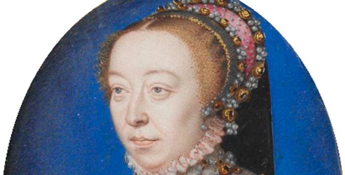 Catherine de Medici, poor Queen