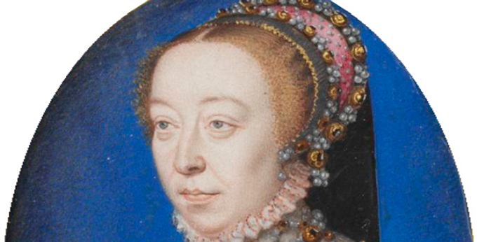 Catherine de Medici, poor Queen