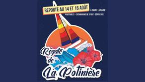 REPORTÉ  : régate de La Potinière