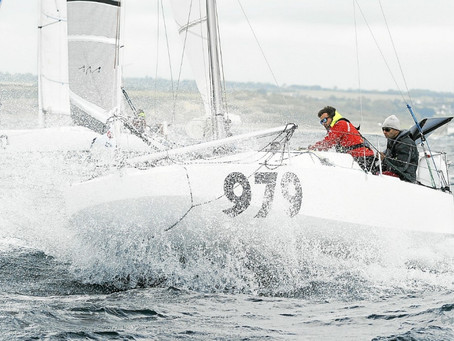 Soutenir Hugo Dhallenne - à la rencontre du skipper