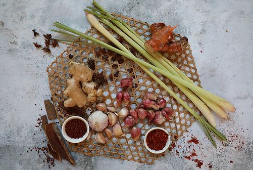 Vietnamese Spicy Noodle Beef Paste - Bún Bò HuếSa Tế