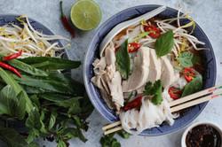 Vietnamese Chicken Pho - Pho Ga