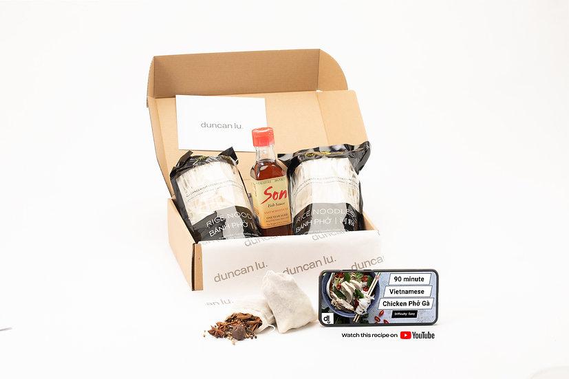 Pho Cooking Kit