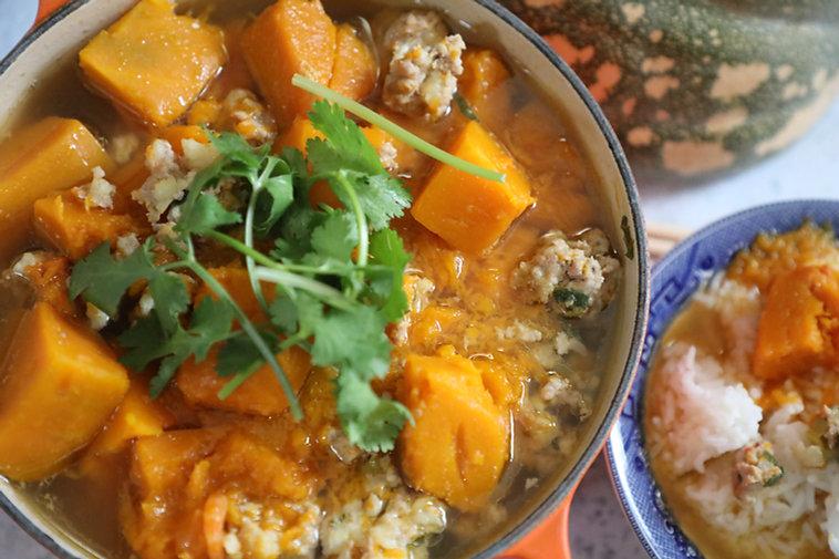 Vietnamese Pumpkin Soup