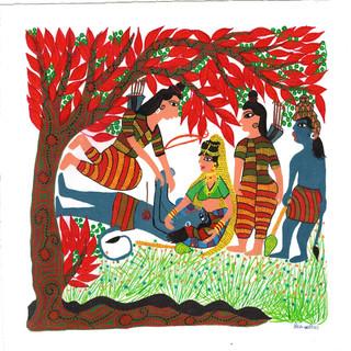 Geeta Bariya & Kamta Bhil