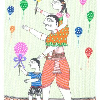 Amrita Das & Mahalaxmi