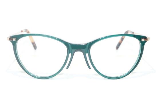 kleys-lunettes-francaises-DANY-vert-face
