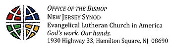 Office of the Bishop Logo  with Address.