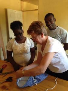 Teaching the World to Sew
