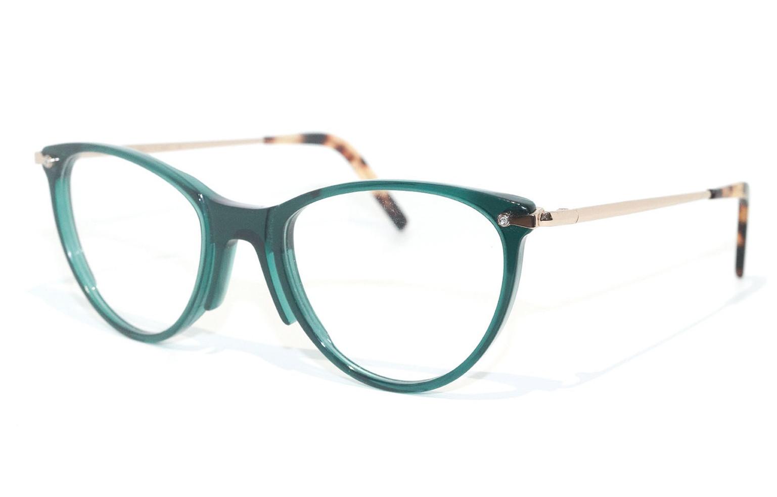 kleys-lunettes-francaises-DANY-vert-cote