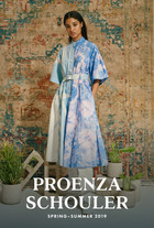 PROENZA SCOULER SS19 × The Webster