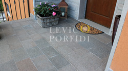 Piastrelle Porfido Trentino