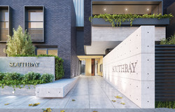 Southbay - Streetscape Entry MR