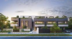 Southbay - Streetscape Elevation MR