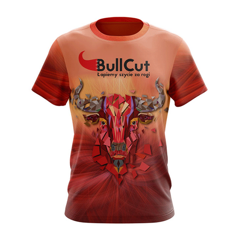 koszulka biegowa bull