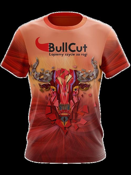 Koszulka biegowa typu T-shirt Męska