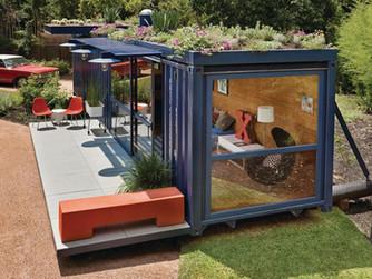 9 projetos incríveis de construção com container reciclado