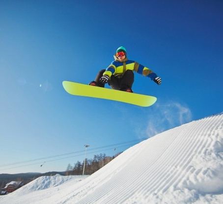 Everything you need to know before  your first snowboarding trip