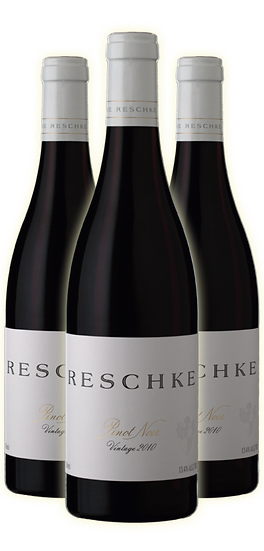Case of Reschke 2010 Pinot Noir (6 bottles)