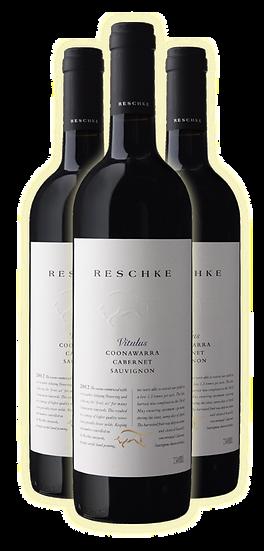 VIP Case of Reschke Vitulus 2012, Cabernet Sauvignon (6 bottles)
