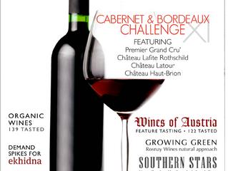 Winestate Cabernet & Bordeaux Challenge