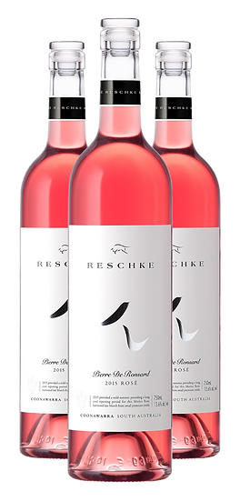 VIP Case of Reschke 2017 Pierre de Ronsard Rose (6 bottles)