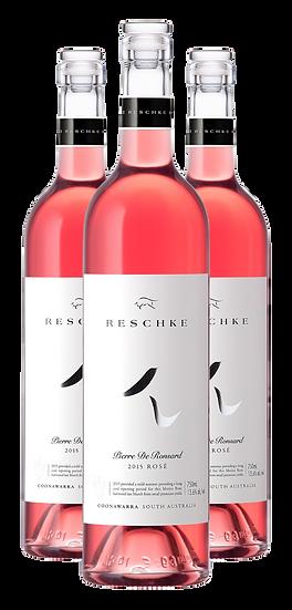 Case of Reschke 2017 Pierre de Ronsard Rose (6 bottles)