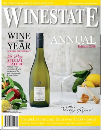 Reschke Empyrean 2004, 2008, 2010 voted Best Wines of 2017