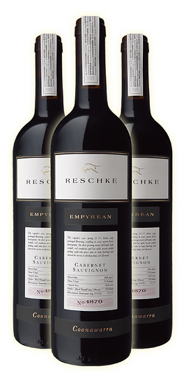 VIP Case of Reschke Empyrean 2008, Cabernet Sauvignon (6 bottles)