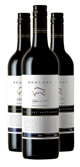 Case of Reschke Rufus The Bull, Cabernet Sauvignon 2011