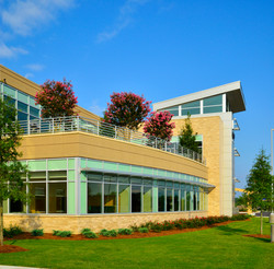Marshall Cancer Center Exterior