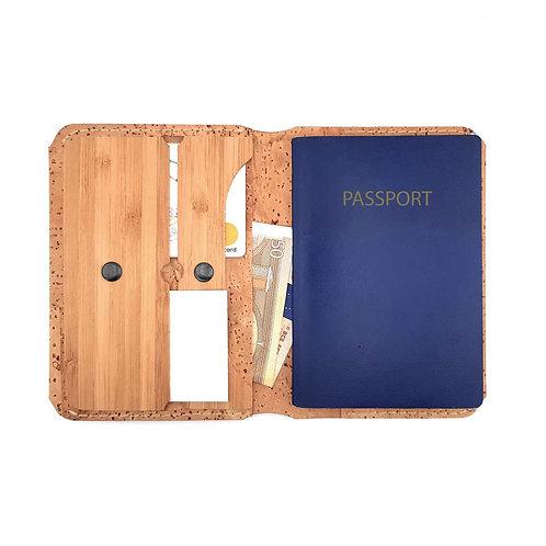 Seyahat Cüzdanı - Pasaport kılıfı