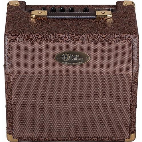 Luna Ambience 15 Watt Portable Acoustic Guitar Amp