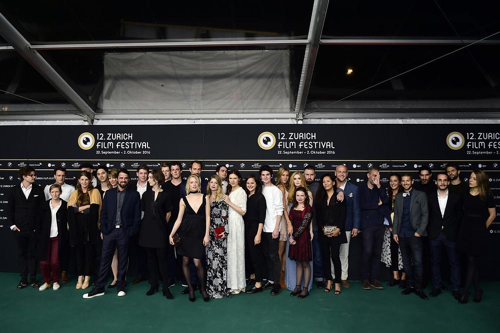 Periherie Crew & Cast