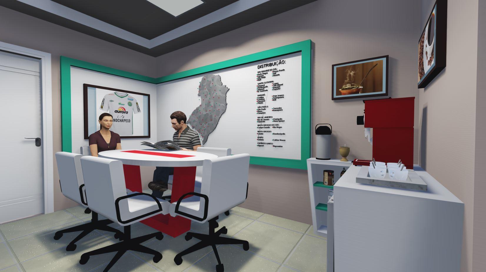 Interiores - Comercial