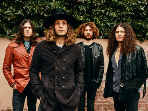 DIRTY HONEY Announces Debut Album And Releases Brand New Single/Music Video 'California Dreamin'