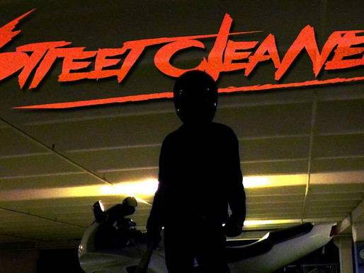 Interview with Street Cleaner