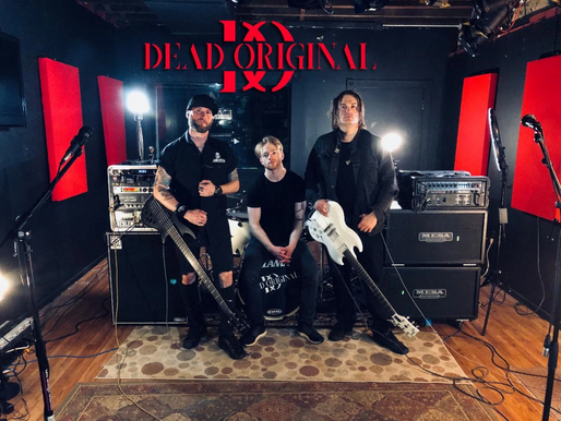 DEAD ORIGINAL Release Their New Album 'Bought And Sold' with TLG ENTERTAINMENT/INgrooves