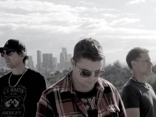 """Hard Rock/Metal Band PREY FOR SUNDAY Release New Single And Video For """"Don't Let It End"""""""
