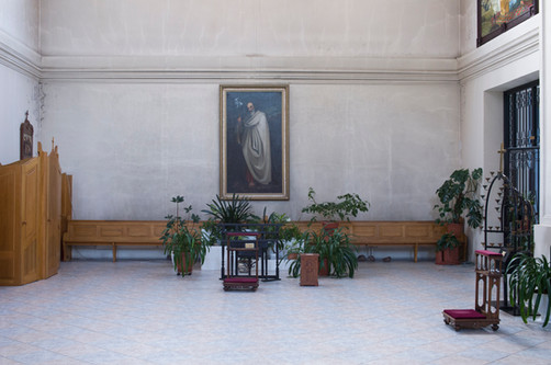 интерьер храма