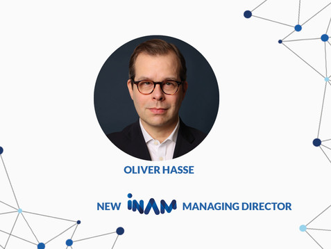 INAM Welcomes Oliver Hasse as New Managing Director