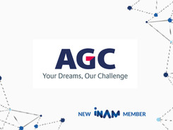 INAM Welcomes AGC as Newest Industry Member